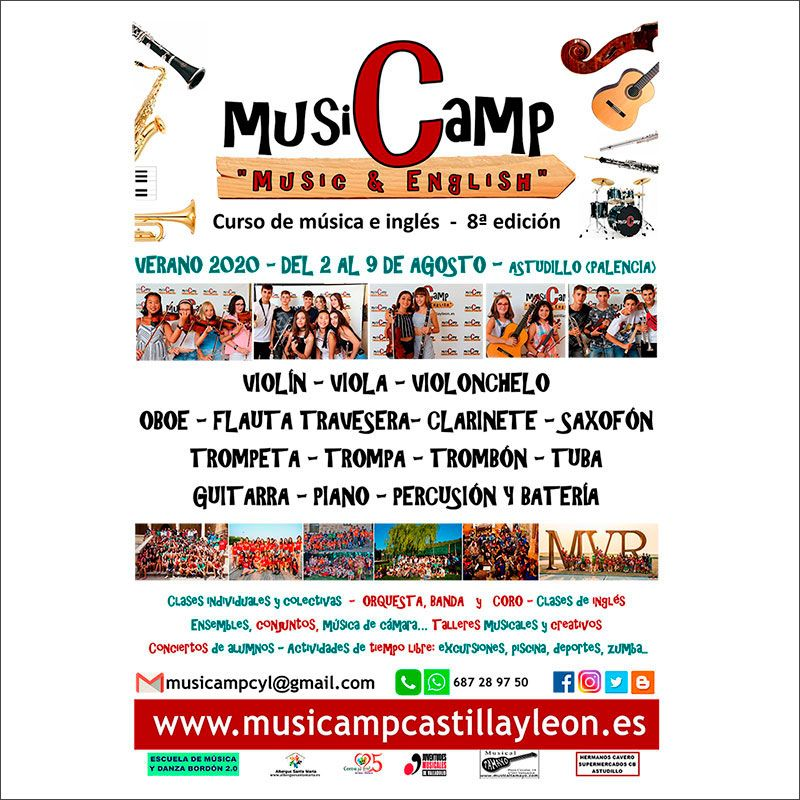 Cartel Music Camp 2020